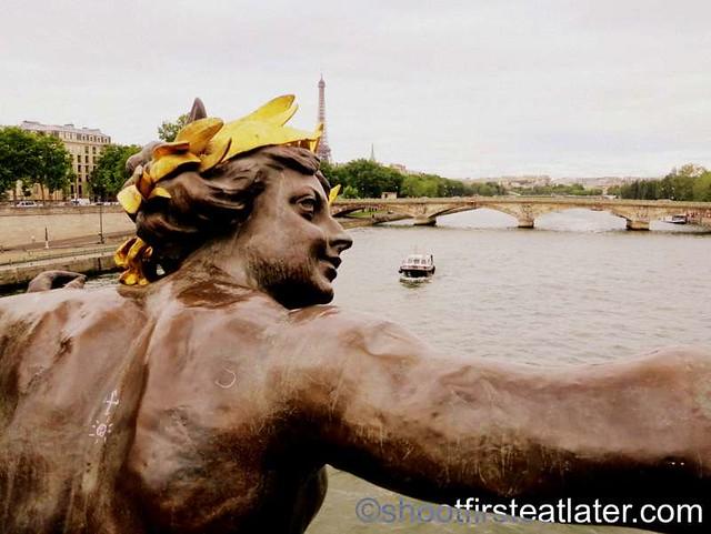 Paris Segway Tour- Pont Alexandre III