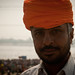 Birendar from Bhatinda, is here in the Mumbh Mela to do Annadana ( giving food to pilgrims, poor and others as alms)