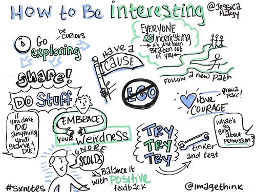 Jessica Hagy: How to Be Interesting