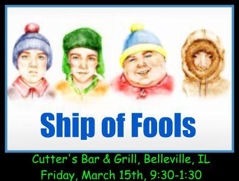 Ship Of Fools 3-15-13
