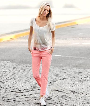 pink light panties