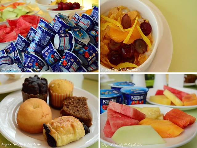 breakfast buffet eastin hotel penang 3