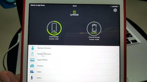 การใช้งานกับ iPad จะสะดวกสุดผ่านแอป