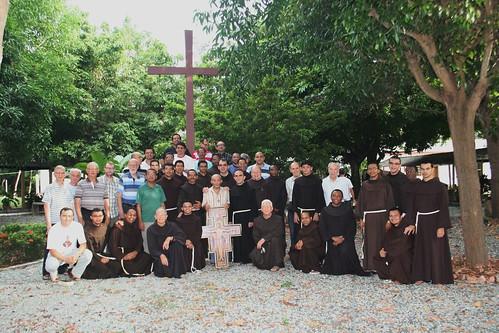 Os frades da Província Franciscana de Nossa Senhora da Assunção by vandevoern