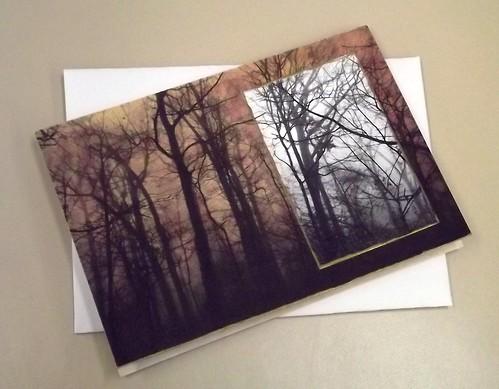 Handmade card: Off to P