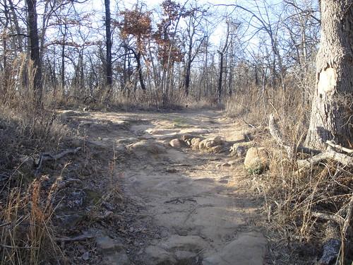 Trail On Turkey
