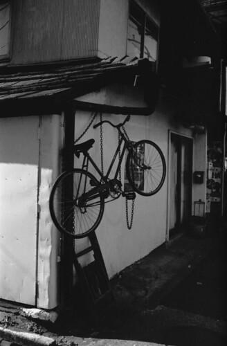 hanged cycle