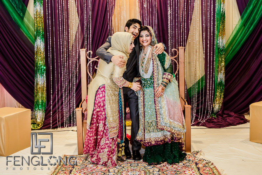 S & A's Valima | Hilton Americas-Houston | Houston, Texas Destination Pakistani Wedding