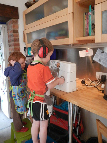 Cooking Day - Ear-tectors