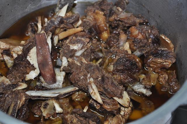 Beef Ribs Stew