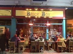 Brick Box, Brixton Village Market. Brixton, Southwest London, SW2, SW9