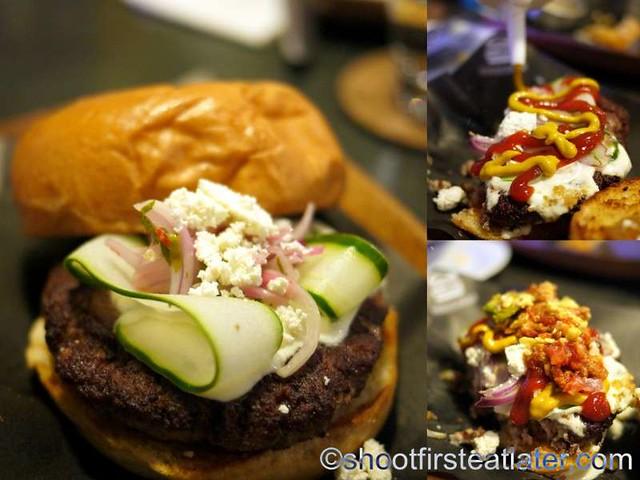 lamb burger P385