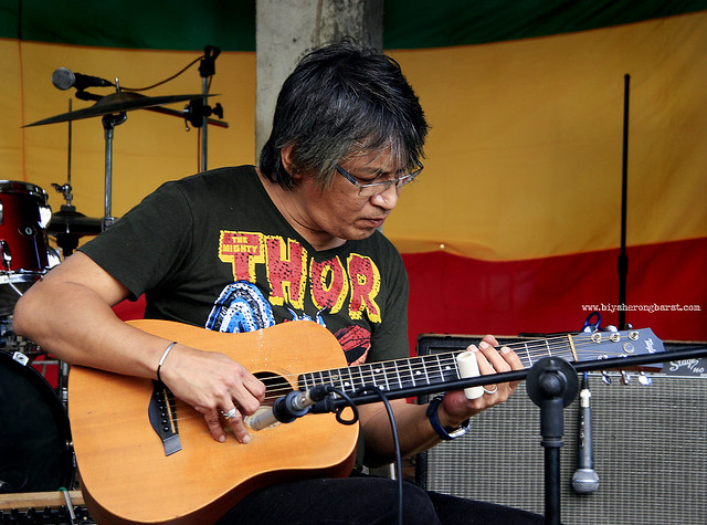 Jun Lopito 5th Bob Day Roots Festival Tiaong Gubat Quezon