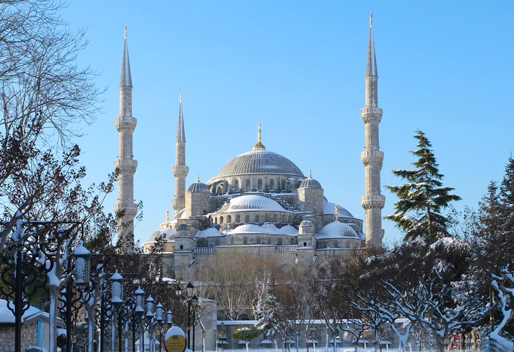 Blue Mosque 2016