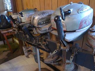 Old Boat Motors