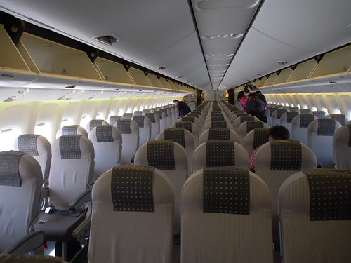 American Airlines Airbus A333 Interior