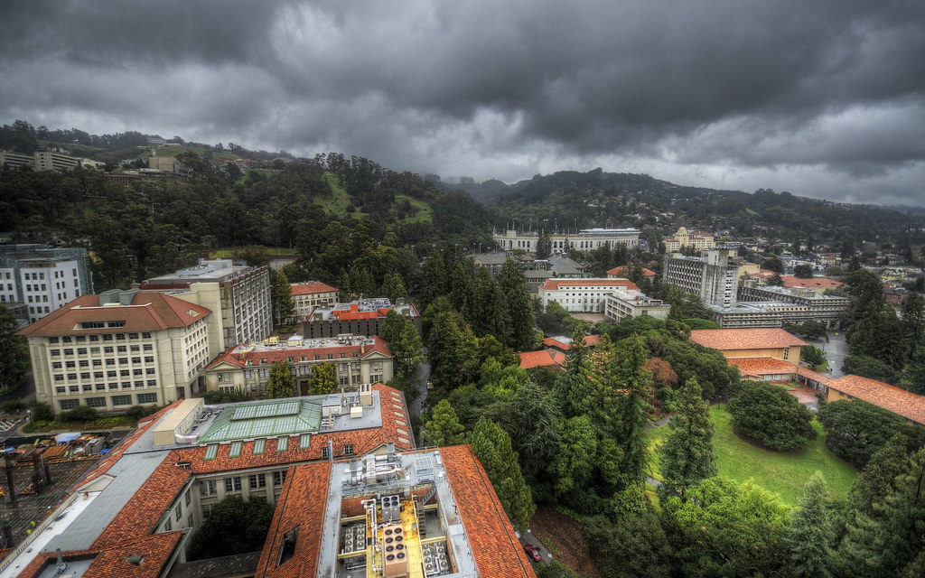 Berkeley and the Hills