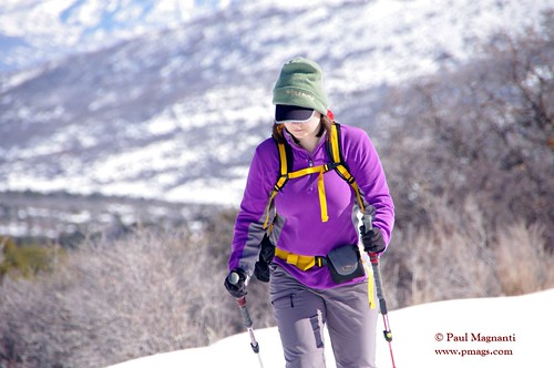 Skiing Black Canyon of the Gunnison