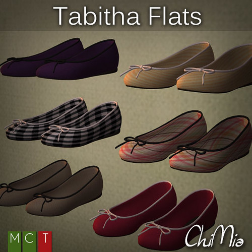 ChiMia  - Tabitha flats @ The Deck