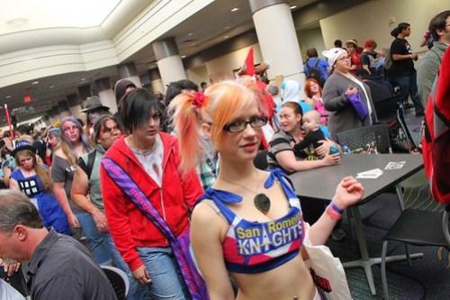 MegaCon 2013