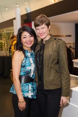 Betty Lin, Morgan George