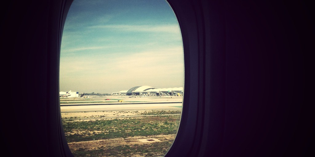 Touchdown LAX. #mbrt13