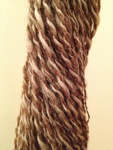 Marled yarn
