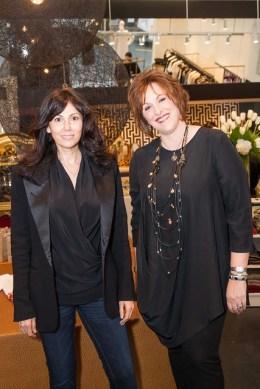 Christine Razzini, Roxanne Deblauwe