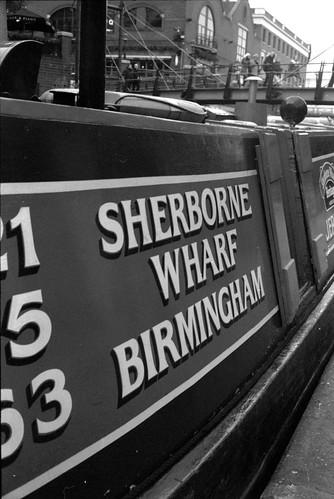 Sherborne Wharf