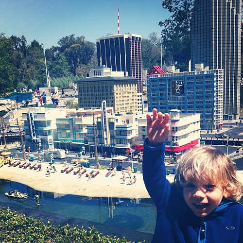 Legoland Miami! Feels like home!
