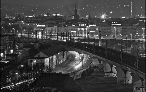 Prag / Nacht / Night