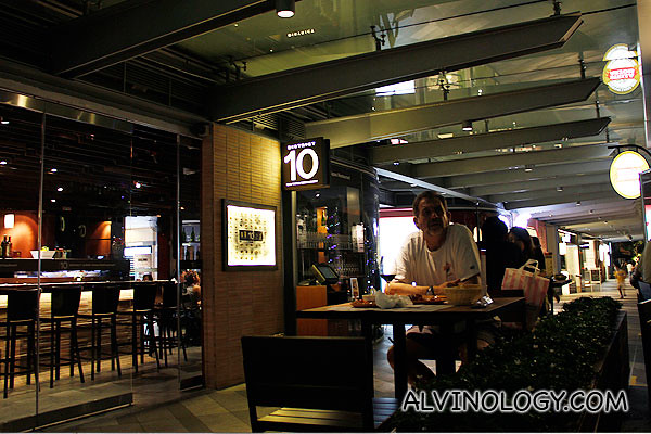 District 10 Tapas Bar Restaurant