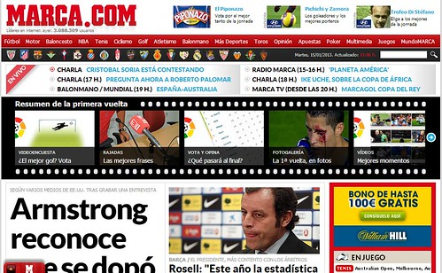 Web Marca