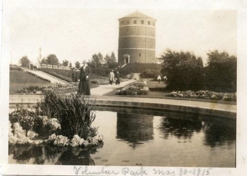Volunteer Park, Seattle, 1915