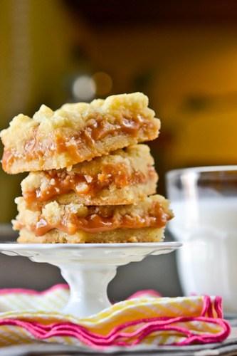 Salted Caramel Bars-11