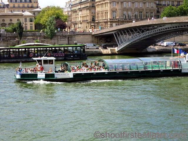 Paris Segway Tour- Batobus on the Seine