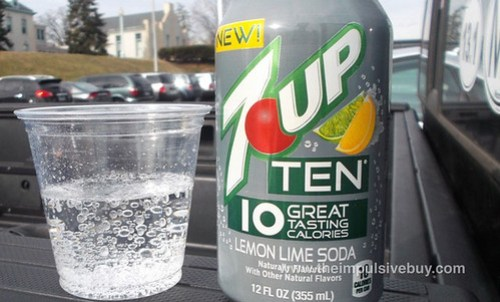 Review 7 Up Ten Aw Root Beer Ten Sunkist Ten The Impulsive Buy