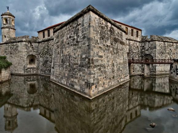 Castillo de la Real Fuerza - Havana - 2013