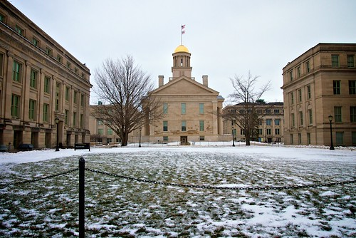 University of Iowa by miss604