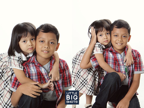 Perfect Pairs | Family Studio Portraiture