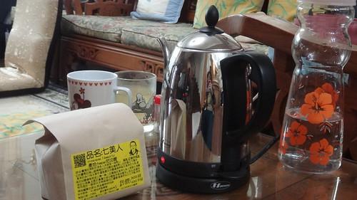 七美人咖啡_尼泊爾喜馬拉雅山萬年雪水2