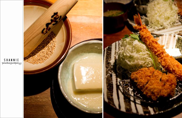 Dining at Katsukura かつくら 新宿高島屋