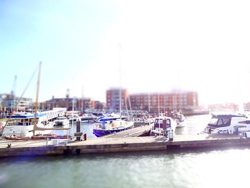 Harbour #2013PAD
