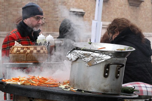 Saturday morning Winter Portland Farmers Market