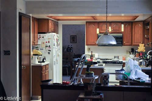 After pic of Kitchen