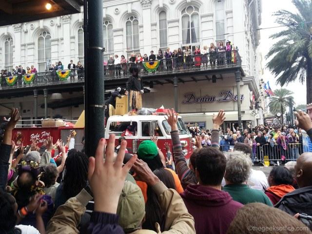 Mardis Gras 2013