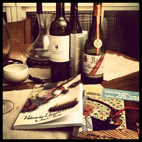 Vins, llibres, conversa, amics... by Marc Lecha
