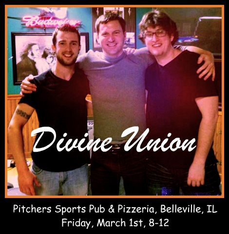 Divine Union 3-1-13