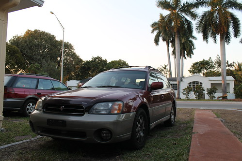 2002 Outback H6 JDM Grill