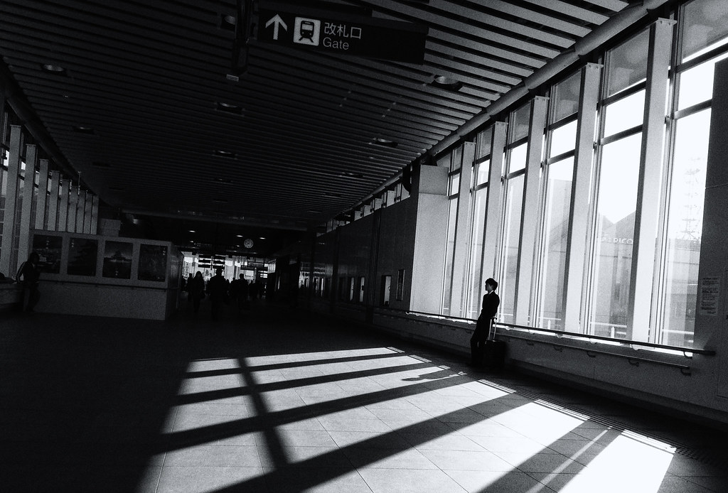Early Morning Shadowplay